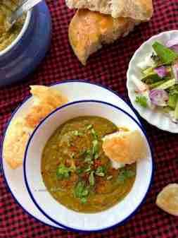 Dhansak (vegetarian)